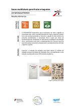 Redução de Plástico Sacos reutilizáveis para Frutas e Legumes