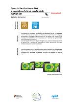 Sacos do lixo Continente ECO