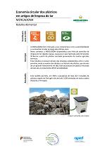 Economia circular dos plásticos em artigos de limpeza do lar